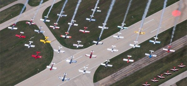 Photo by Chet Wehe, airwork credit Carl Brownd